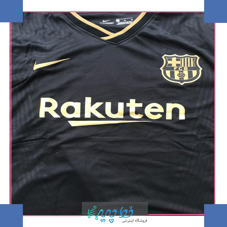 کیت دوم بارسلونا 2021