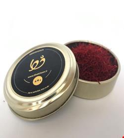 زعفران سرگل درجه یک (نیم مثقال )
